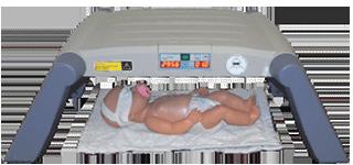 درمان زردی نوزاد با فتوتراپی